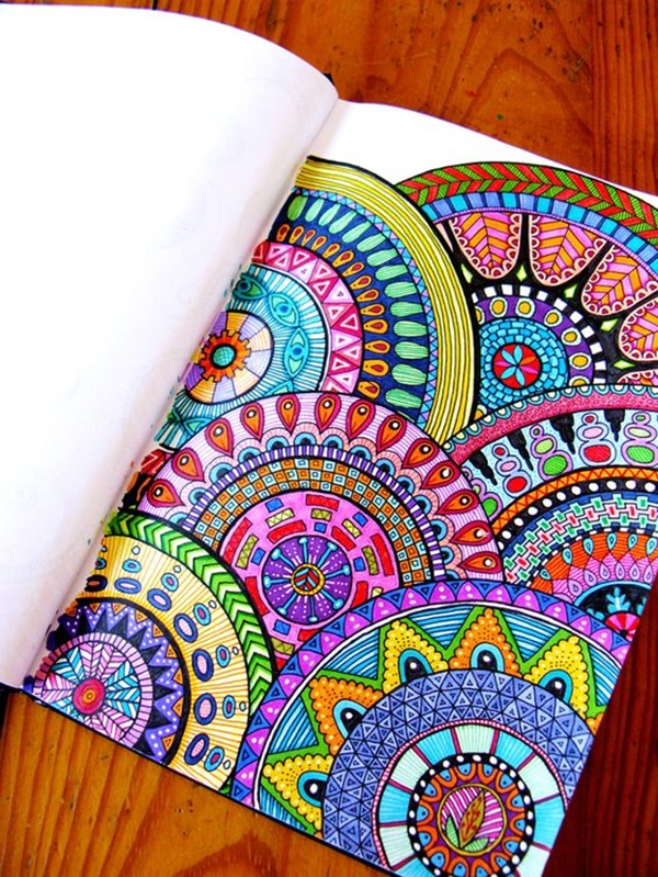 Absolutely Beautiful Zentangle patterns For Many Use (33)