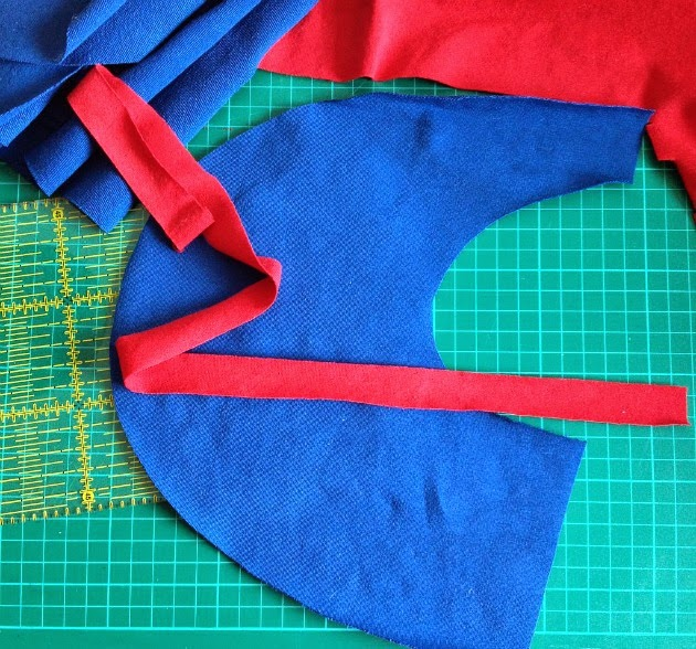 Patch pockets - free tutorial