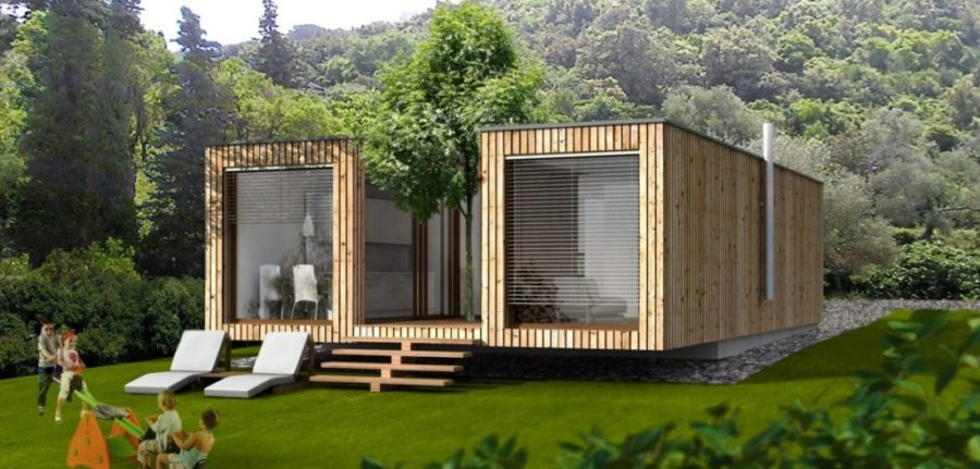 Shipping Container House Ideas