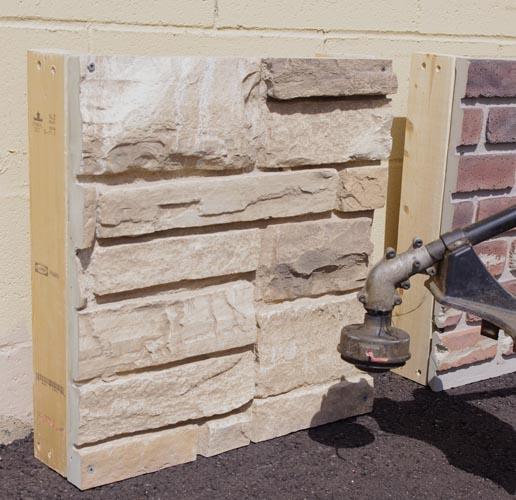 Fake Stone Wall Urestone Panels