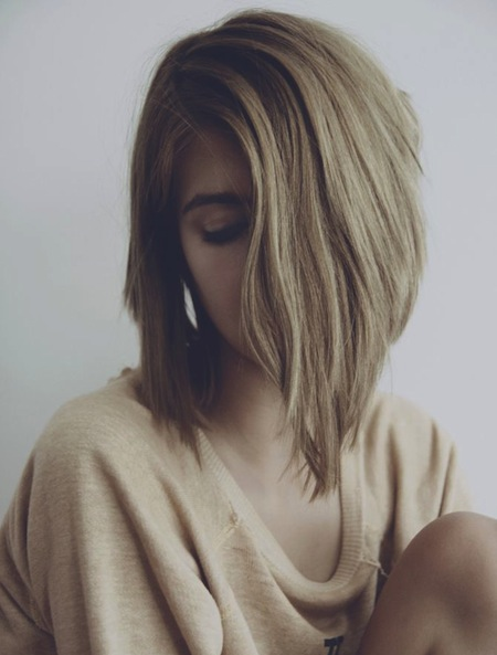 Enchanting Inverted Bob Haircuts for Mid Length Hair