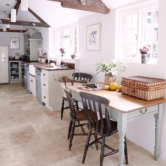 Kitchen Flooring Ideas 2015: Kitchen Stone Floors Ideas