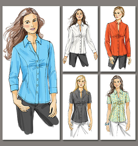 Shirt & Blouse   Patterns