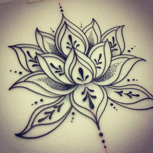 Lotus Tattoo Ideas