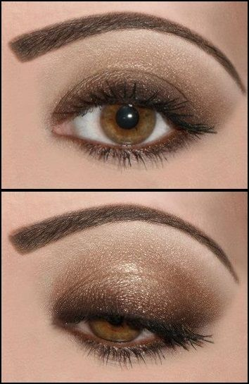 Different way to put on eyeshadow than what I'm used to. Darker shades along | How Do It