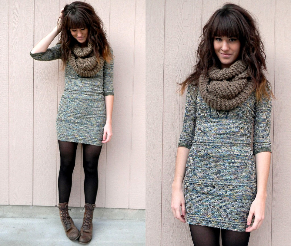Oh-So-Cozy Outfit