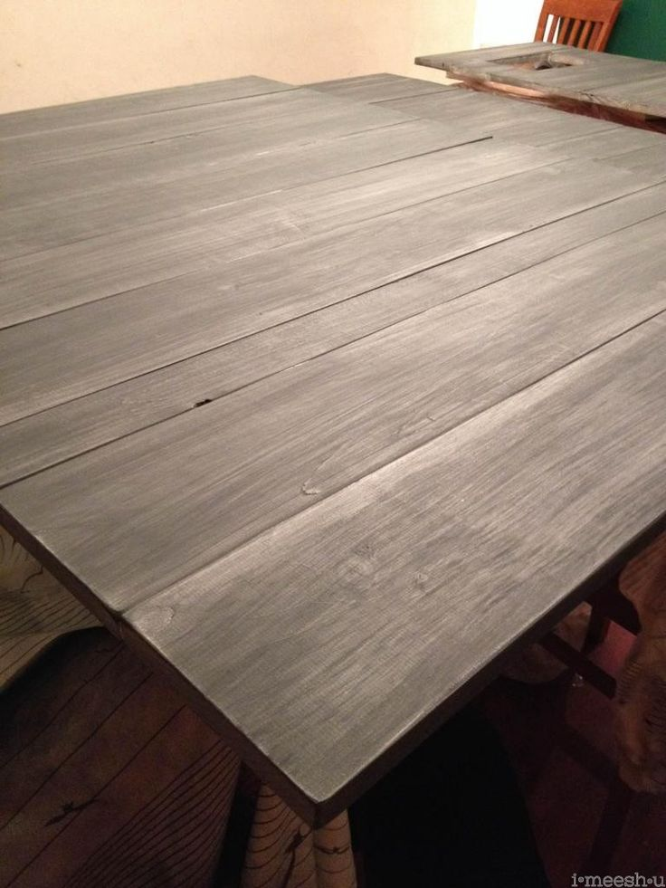 Restoration Hardware finish