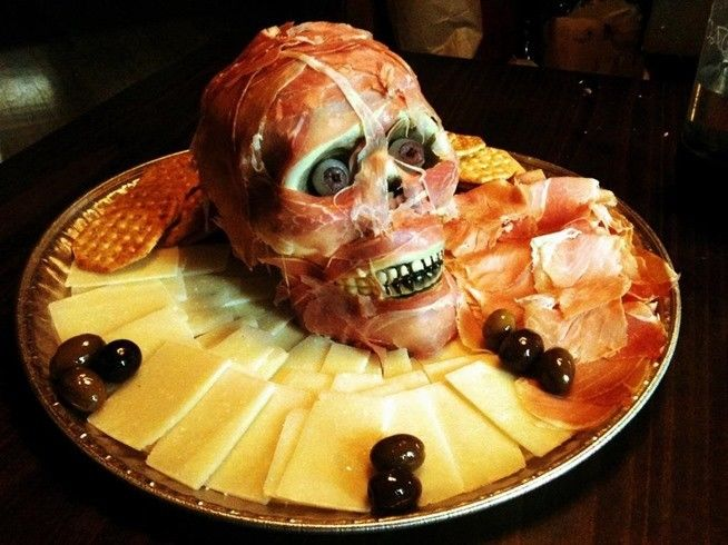 1. Are you sure you are brave enough to wash your mouth? -   Halloween Food Ideas