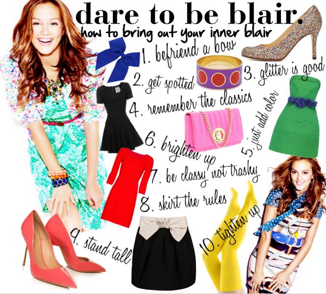 blair waldorf ♥
