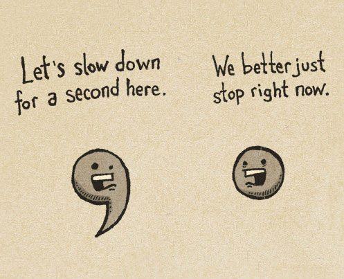 Punctuation Humor…