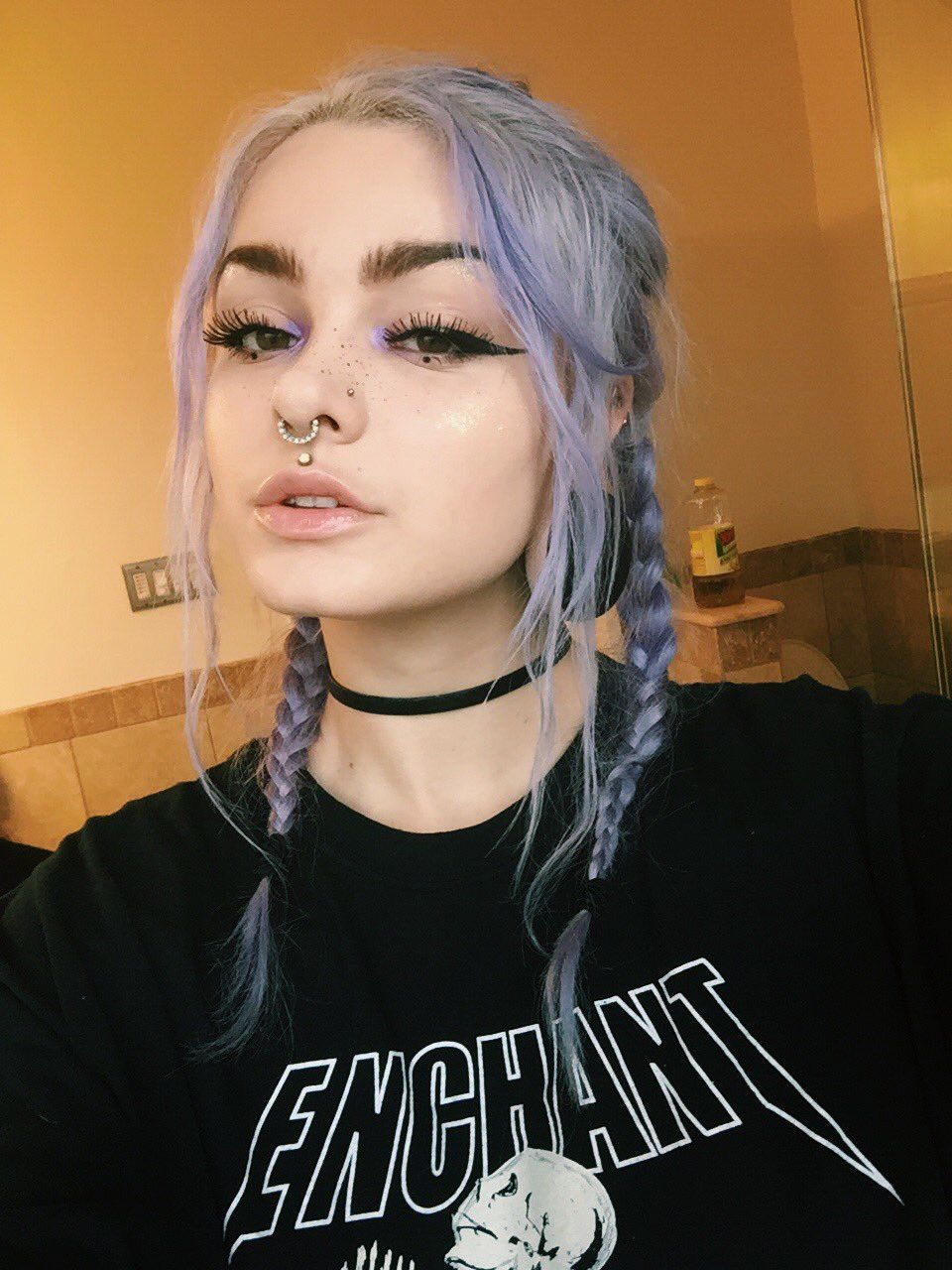 Pin By Celeste Maxwell On Hair In 2019 Edgy Makeup Grunge -   11 edgy hair 2019 ideas