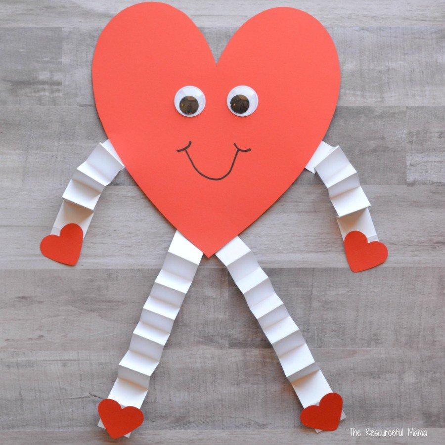 40+ Valentine's Day Crafts Kids Will Love to Make Happy