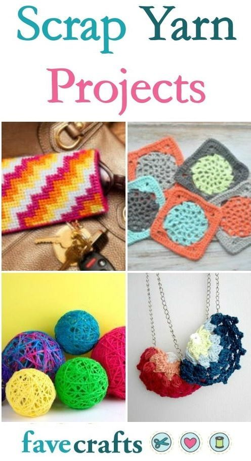 17 knitting and crochet Projects crafts ideas