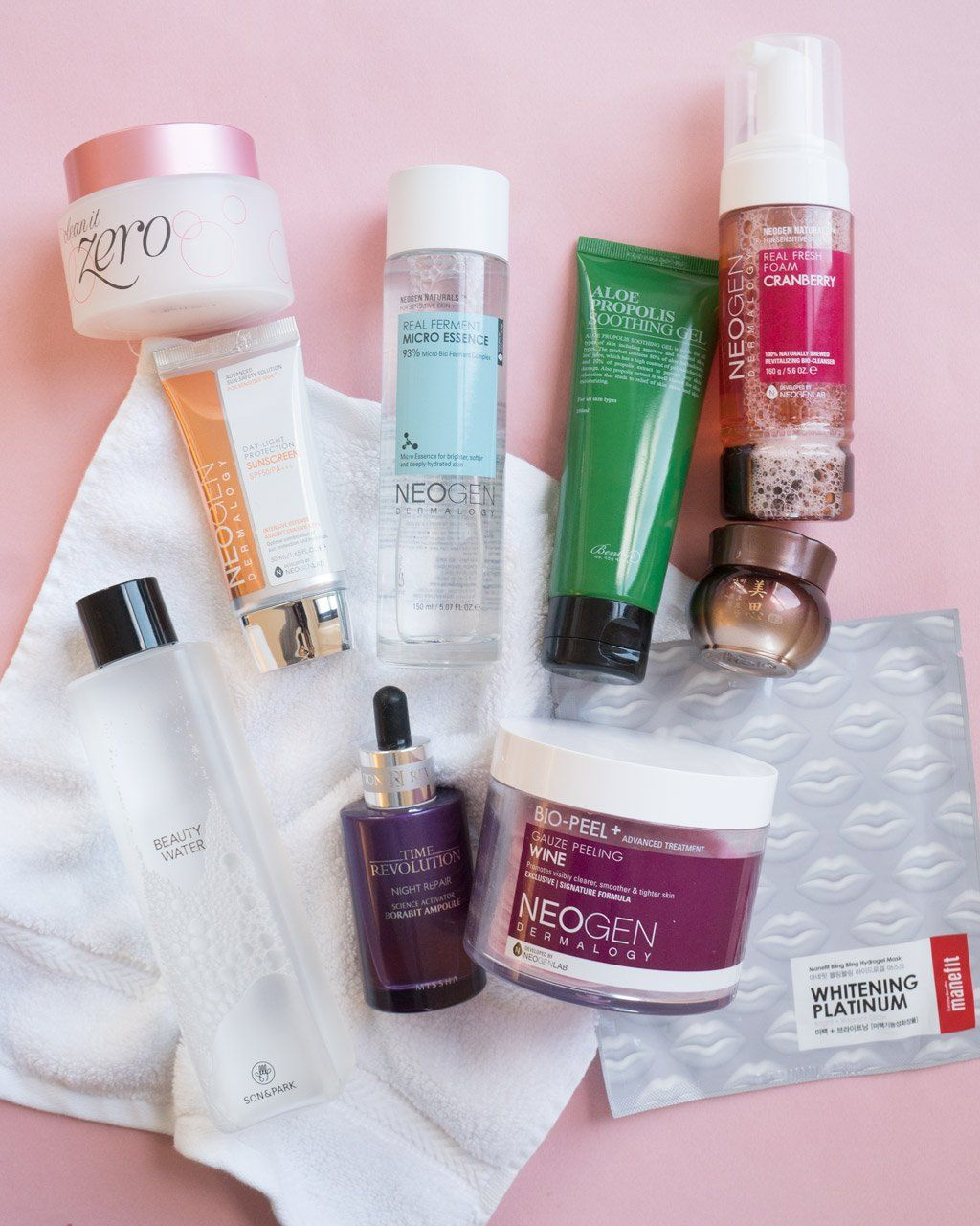 10-Step Korean Skincare Routine Set for Normal Skin -   14 skin care Memes gift ideas