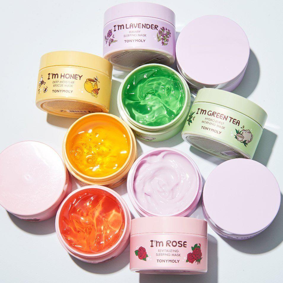 I'm Lavender Lullaby Sleeping Mask -   14 skin care Memes gift ideas